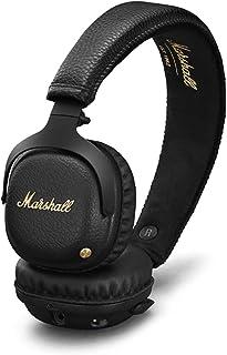 Marshall ノイズキャンセリングワイヤレスヘッドホン Mid ANC Bluetooth ブラック 連続再生30時間/aptX対応/通話対応 【国内正規品】