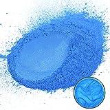 MOSUO Epoxidharz Farbe Metallic Farbpigmente, 50g Glitzer Seifenfarbe Set Mica Pulver Farbe Pigmente...