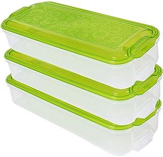 WWJHH-Food storage box Conteneur De Cuisine BoîTe De Rangement des Aliments Ensemble - SpéCifications Multiples BoîTe en P...