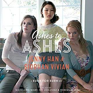 Ashes to Ashes audiobook cover art