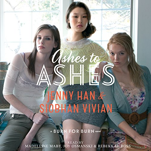 Ashes to Ashes Titelbild