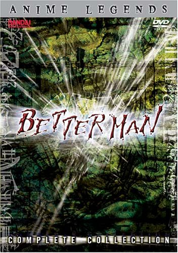Betterman - Anime Legends Complete Collection