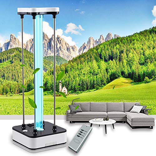 Ultraviolet Germicidal Lamp, Remote Controller 36W