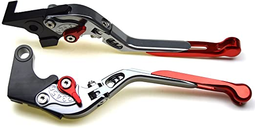 Motorcycle Accessories CNC Folding Extendable Brake Clutch Levers For YAMAHA MT07 MT 07 2014-2016 2017,FZ07 FZ 07 FZ-07 2014-2017LOGO MT-07