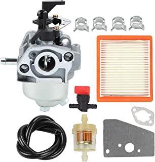 Allong 14 853 68-S 14 853 55-S Carburetor with 14 083 15-S Air Filter Tune Up Kit for Kohler XT650 XT675 XT6.5 XT6.75 Engine Husqvarna Lawn Boy Toro MTD Lawn Mower