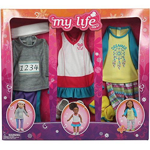 myLife Brand Products My Life As Sport Girls Clothes and Accessories