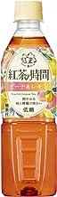 [訳あり(メーカー過剰在庫)] UCC 紅茶の時間 ピーチ&レモンティー 低糖 ペットボトル 500ml ×24本