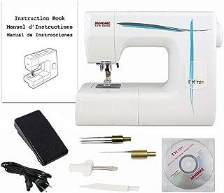 Janome FM725 Needle Felting Machine with Exclusive Bonus Bundle