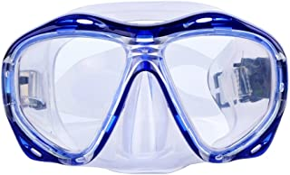 Morgiana Swimming Mask Goggle UV Protection Anti Fog and Anti Leak for Men Women Youths Adults Diving Snorkeling