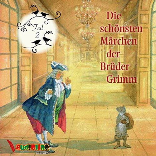 Die schönsten Märchen der Brüder Grimm 2 Titelbild