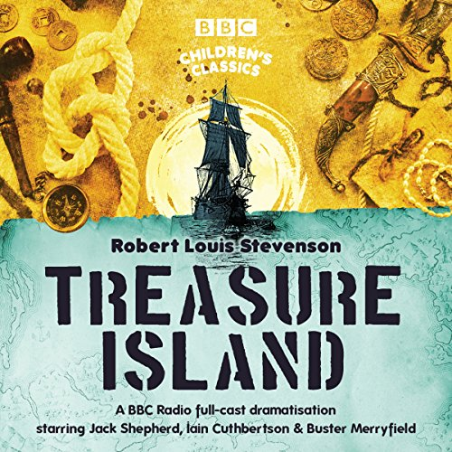 Treasure Island (BBC Children's Classics) cover art