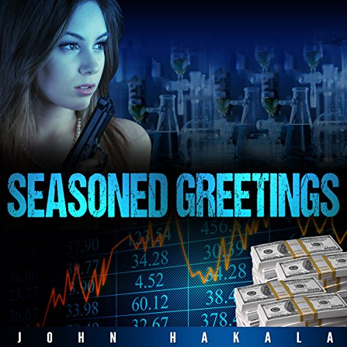 Seasoned Greetings audiobook cover art