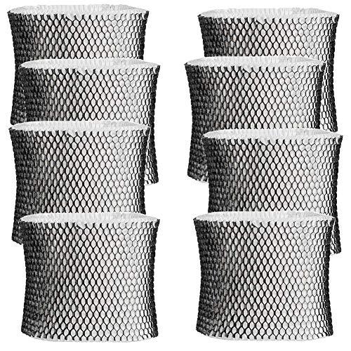 JJDD Vervang HWF64 Luchtbevochtiger Filter voor Holmes Sunbeam Bionaire Luchtbevochtiger - Filter B, geschikt voor HM1645, HM1730, HM1745, HM1746, HM1750, HM1761, HM2220, HM2200