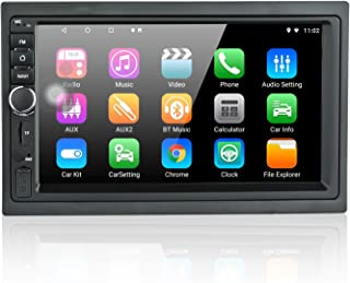 Android 8.1 Car Radio 1024x600 GPS Navigation Bluetooth USB Player 1G DDR3 + 16G NAND Memory Flash CT1011