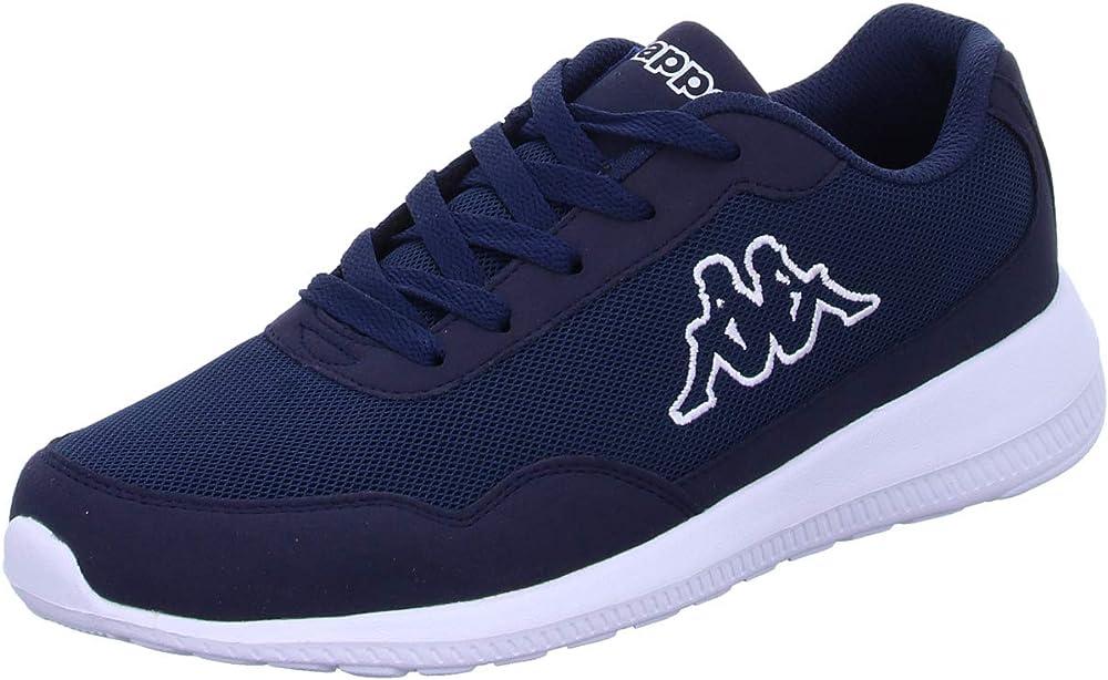 Kappa follow scarpe sneakers da ginnastica basse per uomo in nylon 242495