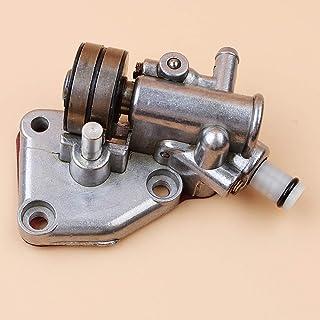 Tiempo Beixi Conjunto de engrasador de Bomba de Aceite para STIHL 070 090 090AV 090G MS720 MS 720 contra S Motosierra 11066403202