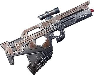 Tactical Pump Action Shotgun/Long-Arm Enforcer/AR 15 Rifle/Mida Scout Rifle High Density Foam Gun 1:1 Scale Props