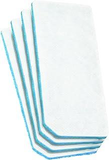 Miele Original Zubehör RX1-AC RX1 AirClean Filter / für Saugroboter / sicherer Staubeinschluss / saubere Raumluft / Motorschutz / 4 Filter