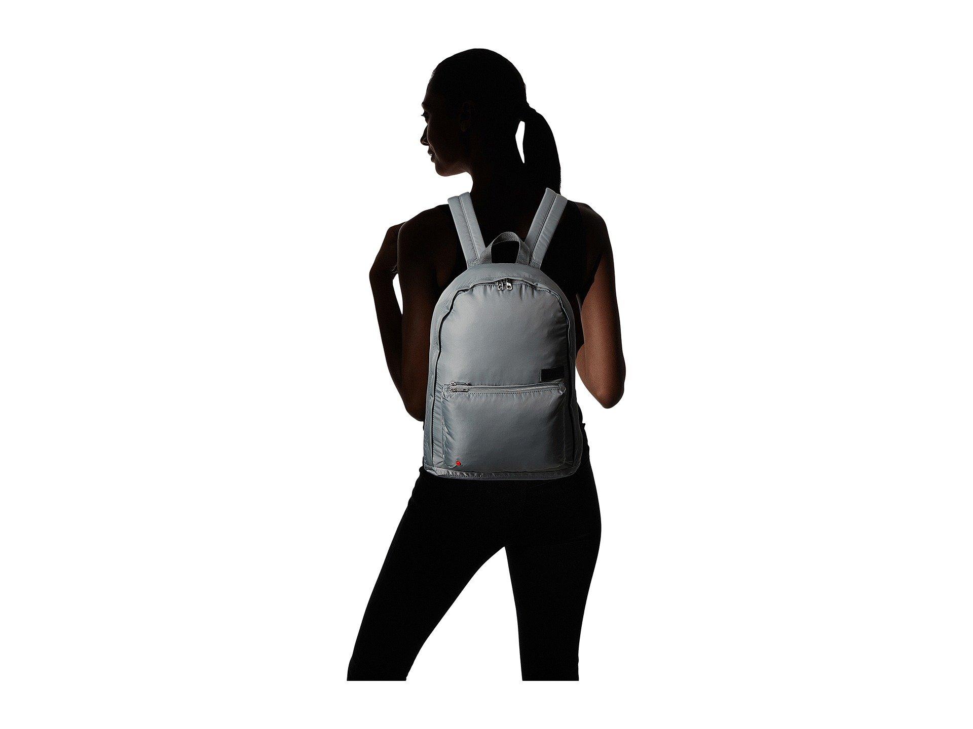 Lorimer Bags Nylon State Gray Steel Backpack xEARqRw