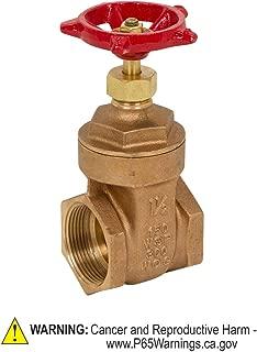Best potable water gate valve Reviews