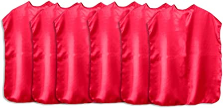 product image for Superhero Capes Children Set of 12 (All Red)