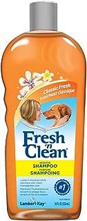 Fresh N Clean Pet Shampoo