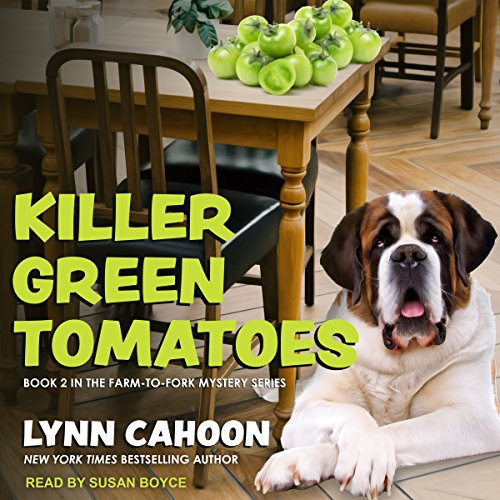 Killer Green Tomatoes audiobook cover art