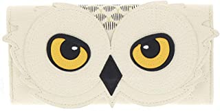 Harry Potter Hedwig Faux Leather Trifold Wallet
