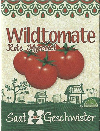 "Die Stadtgärtner Tomate""Rote Murmel""-Saatgut | ideal zur Topfkultur, geschmacksintensiv"