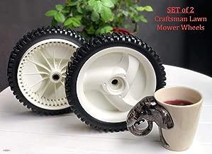 self propelled mower wheel