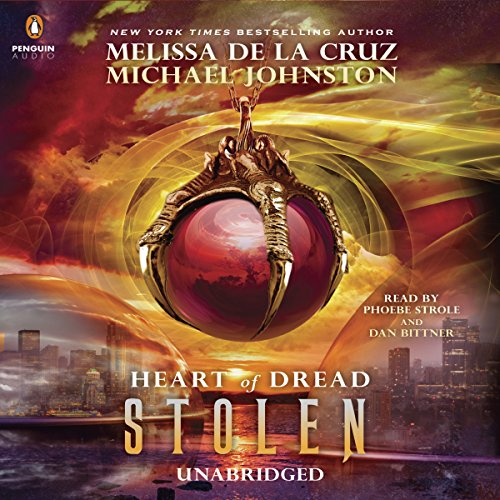 Stolen     Heart of Dread, Book 2              De :                                                                                                                                 Melissa de la Cruz,                                                                                        Michael Johnston                               Lu par :                                                                                                                                 Phoebe Strole,                                                                                        Dan Bittner                      Durée : 7 h et 15 min     Pas de notations     Global 0,0