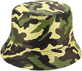 1f28958e Amazon.co.uk: Green - Bucket Hats / Hats & Caps: Clothing
