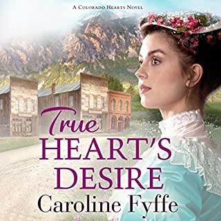 True Heart's Desire                   Written by:                                                                                                                                 Caroline Fyffe                               Narrated by:                                                                                                                                 Scott Merriman                      Length: 9 hrs and 13 mins     1 rating     Overall 4.0