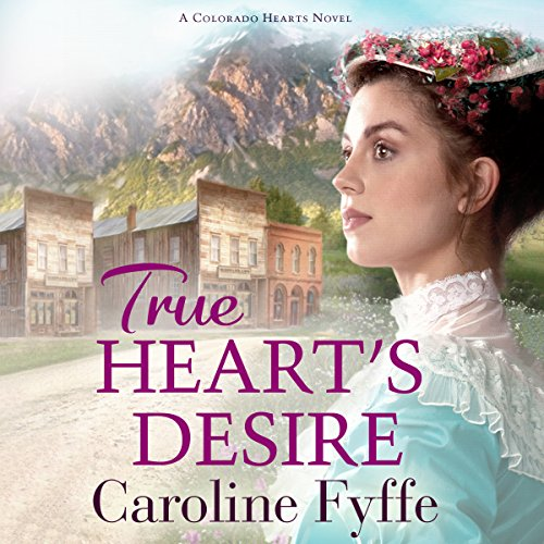 True Heart's Desire audiobook cover art