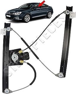 EWR592 Kit di Riparazione Alzacristalli Posteriore Destra Porta Posteriore Destra per C.i.t.r.o.e.n C3 Pluriel Cabrio 2003-2009