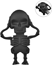 Flash Drive 32GB, Memory Stick Pen Drive USB2.0 AreTop Cute Cartoon Miniature Skeleton Shape Thumb Drives for Date Storage Gift for School Students Kids Children Boys