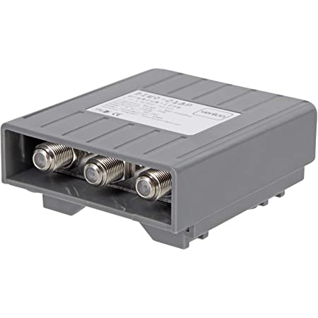 Umschalter Schaltet 1 Lnb Auf 2 Sat Receiver Elektronik