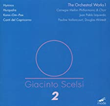 Orchestral Works 2: Hymnos / Hurqualia / Konx