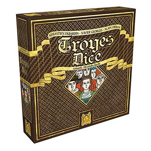 Pearl Games PEAD0009 Troyes Dice