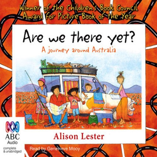 Are We There Yet? audiobook cover art