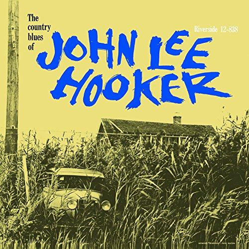 The Country Blues of John Lee Hooker (Btb) [Vinyl LP]