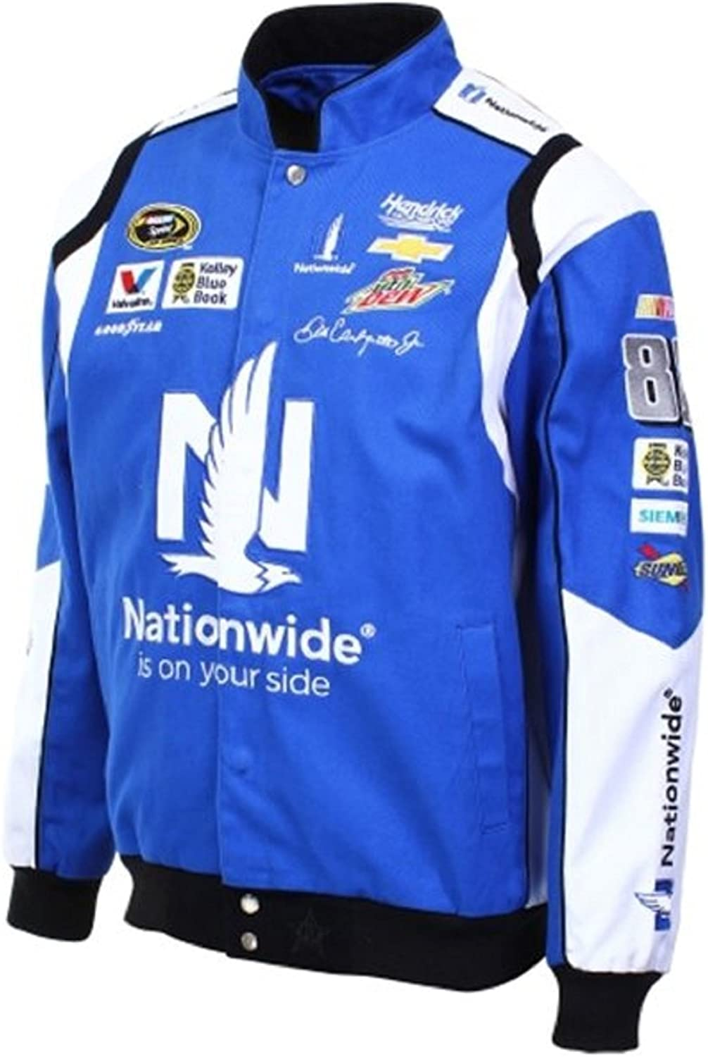 Dale Earnhardt Jr. Nationwide NASCAR Jacket Size Medium