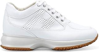 Hogan Sneakers Donna HXW00N00E30KLAB001 Pelle Bianco