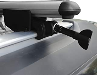 accessorypart Skoda Kamiq 2019 Model en After Key Lock Tussensjaal Grijs