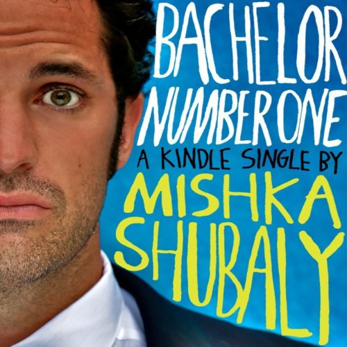 Bachelor Number One audiobook cover art