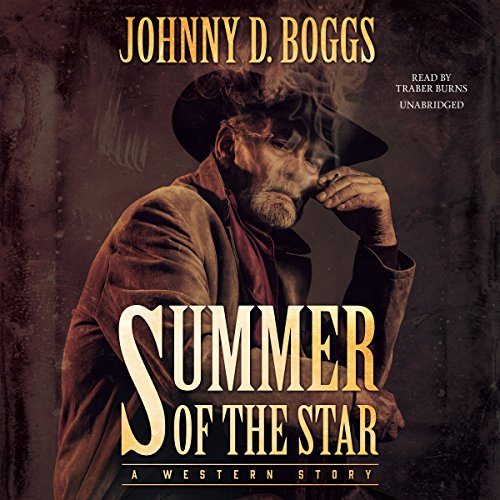 Summer of the Star audiobook cover art