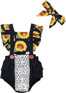 Best newborn sunflower dress Reviews