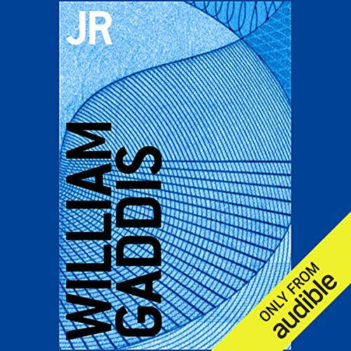 JR audiobook cover art