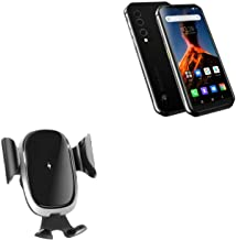 Blackview BV9900 Pro Car Charger, BoxWave [Wireless Charging Auto Mount] Qi Wireless Car Charger Stand Mount Air Vent for ...
