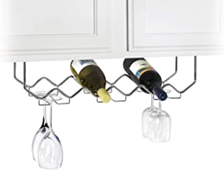 Best chrome wine racks sale Reviews
